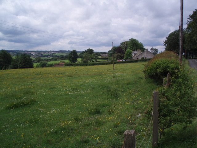 Nappiefaulds House, Strathavon Farm and Meadow.