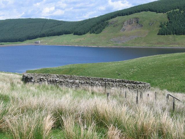 Sheepfold near Fruid Reservoir
