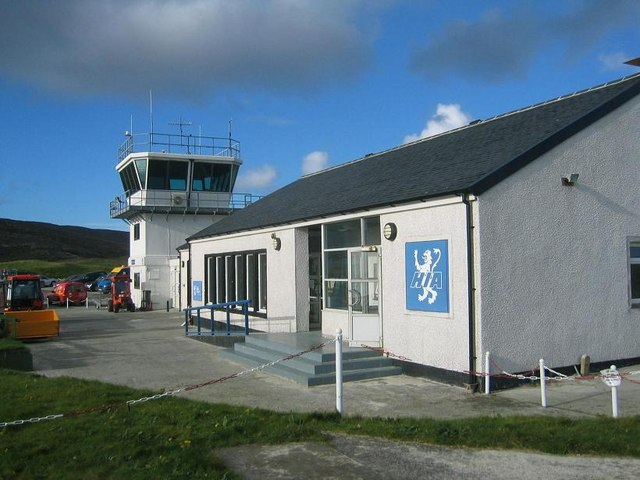 Barra Airport Terminal Building