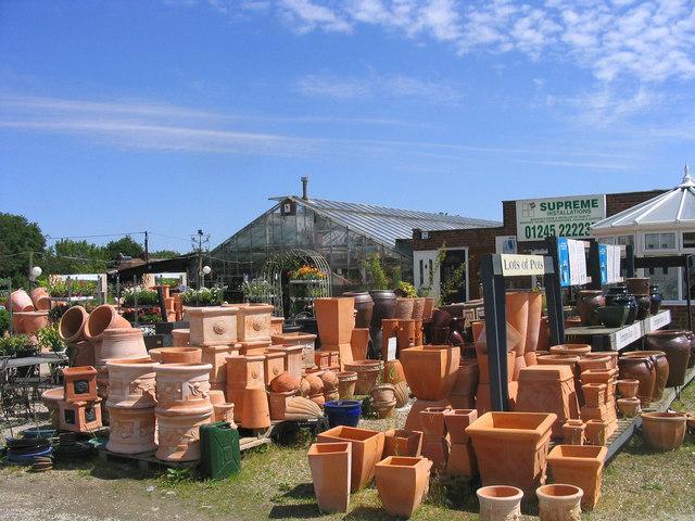 Horseshoe Nurseries, Bicknacre