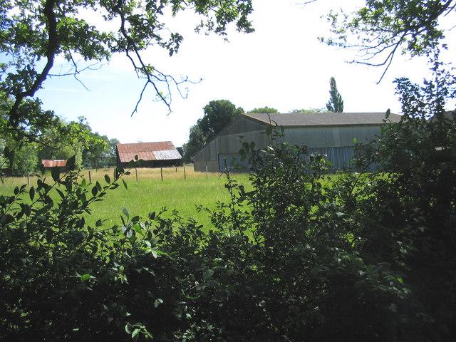 Farm Buildings, Woodham Hall, Bicknacre