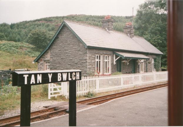 Ffestiniog Railway, Tan-y-Bwlch station