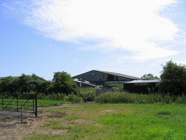 Farm Buildings, Salesfrith Farm