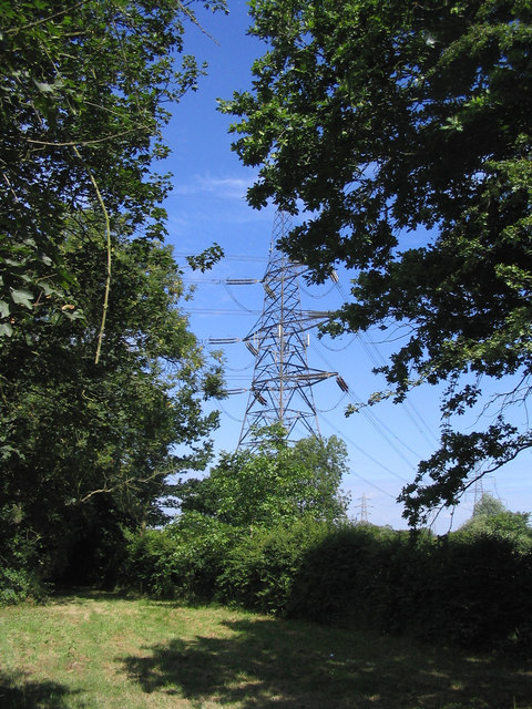 Giant Pylon - Howe Green