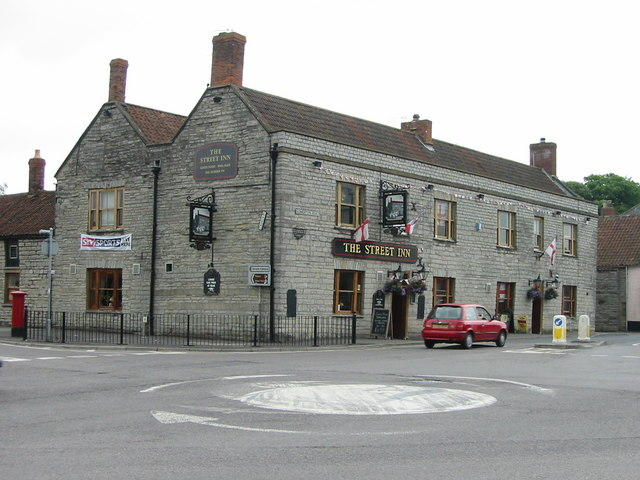 The Street Inn, Street