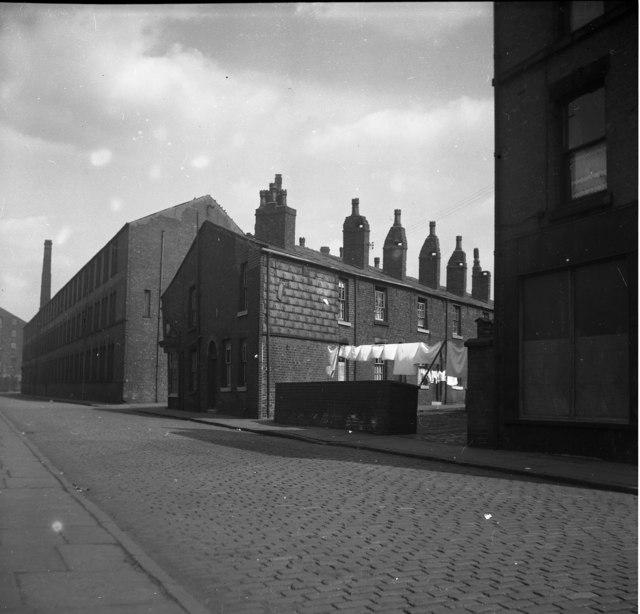 Miall Street, Rochdale, Lancashire