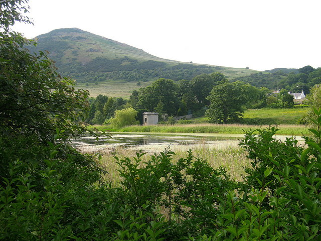 Curling House at Duddingston Loch