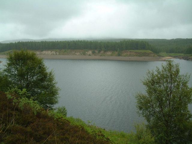 South shore Loch Spean