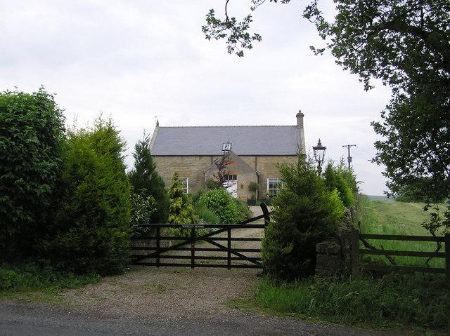 Wesleyan Chapel : Moor Lane