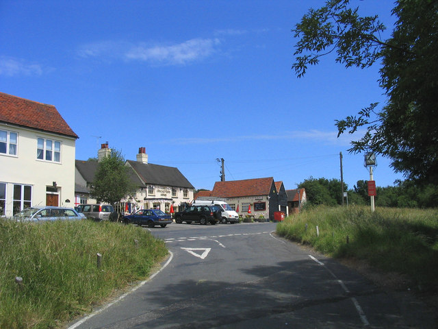 The Cricketers Public House, Danbury Common