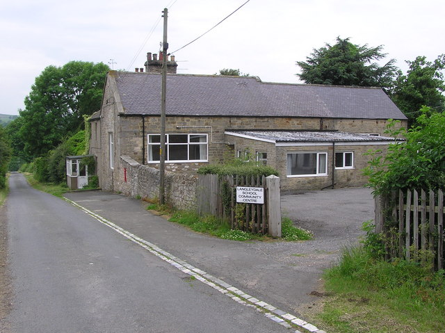 Langleydale School and Community Centre : Sadler Lane