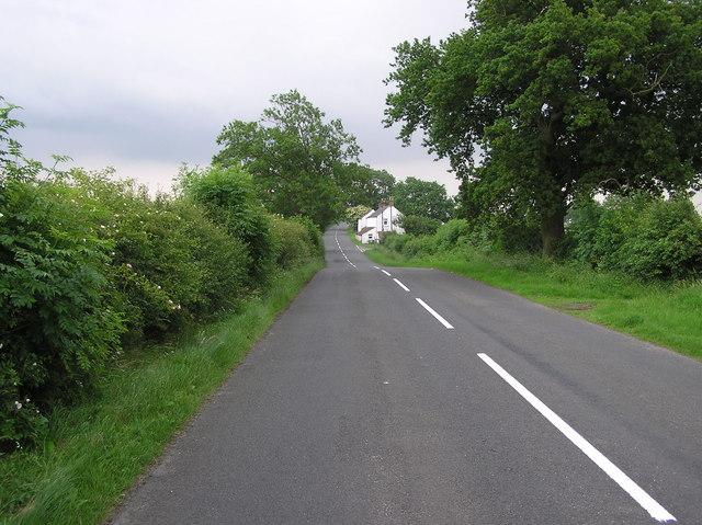 B6279 west of Ingleton