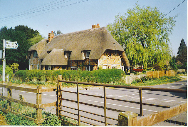 Thatched Cottage, Middleton.