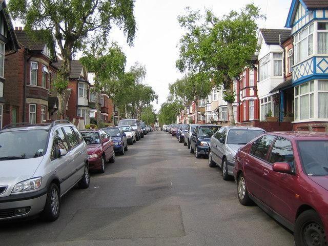 Luton: Conway Road