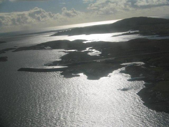 Ardmhor Ferry Terminus, Barra