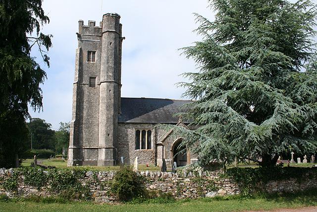 Cotleigh: St Michael�s church