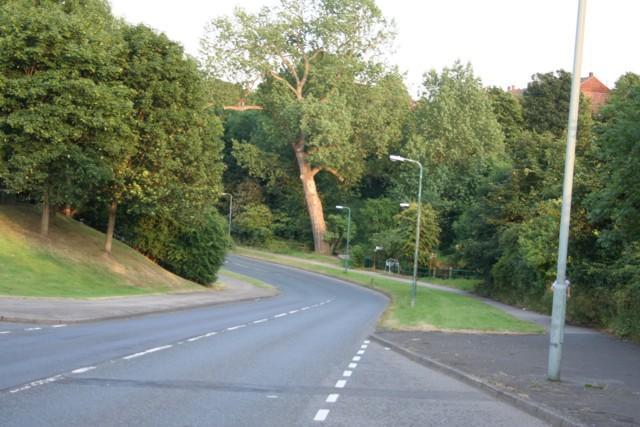 Beaver Hill Road, Woodhouse