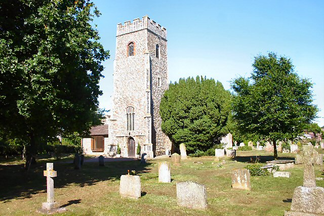Westerfield Church