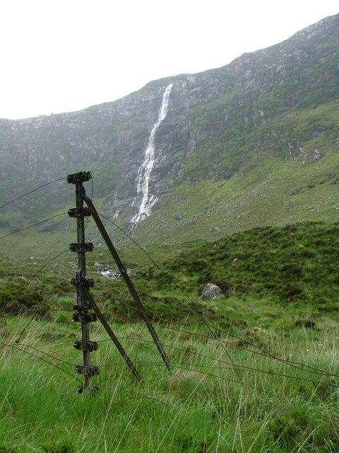 Fence Post, Abhainn an Loch Brig