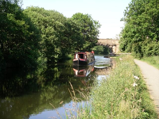 Narrow Boat, Union Canal