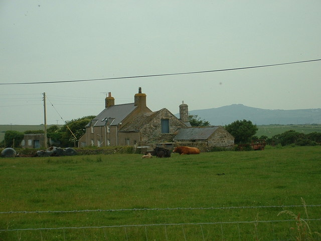 Glan Soch farm