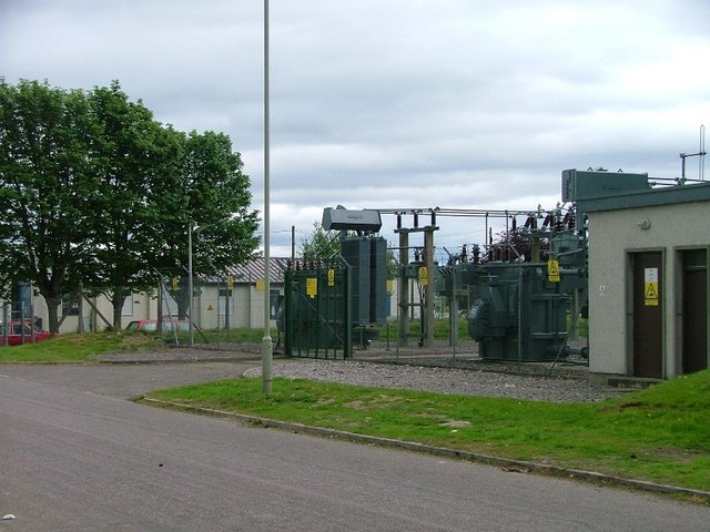 Sub Station, Airport Industrial Estate