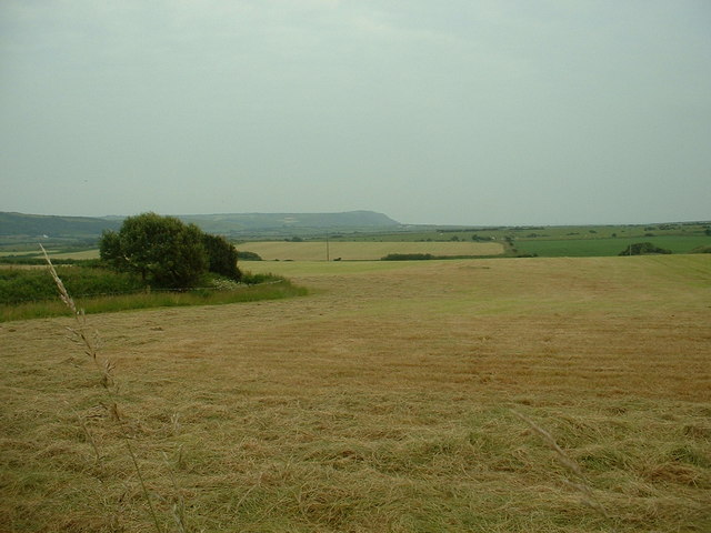 Farmland at Barach Fawr