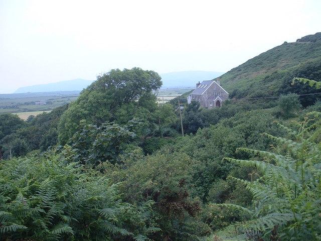 House near Llangian