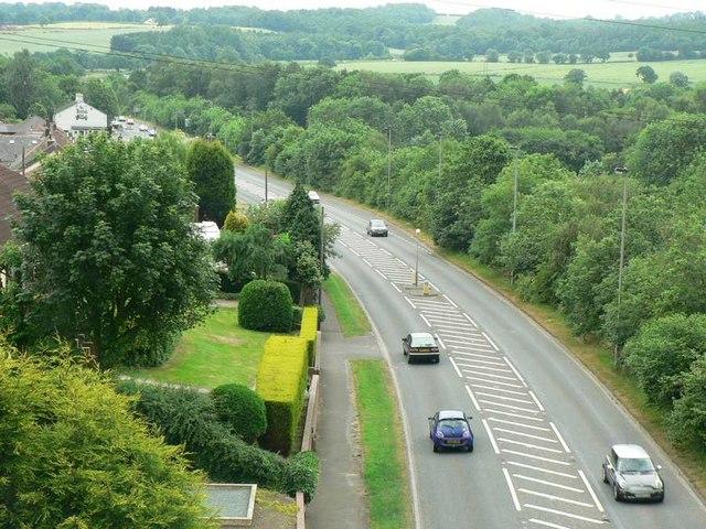 Denby Dale Road, Calder Grove