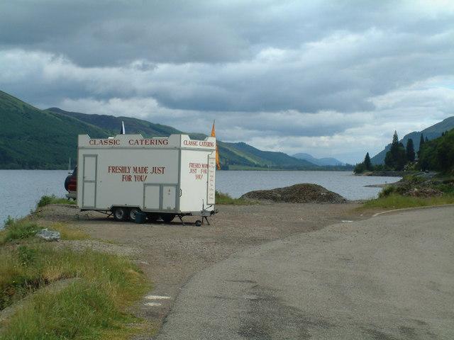 Blot on the landscape or service for visitors?