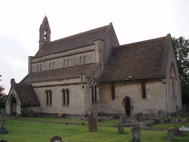 St Giles' Church, Hillesley