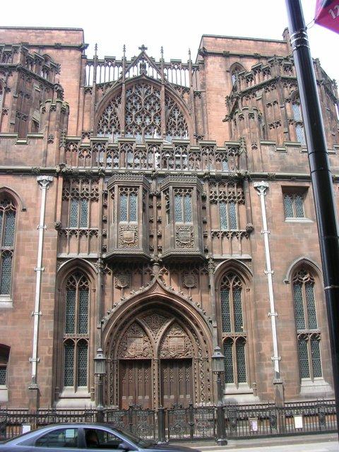 John Rylands University Library