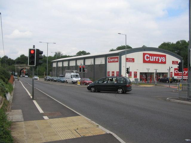 A4 at Chippenham