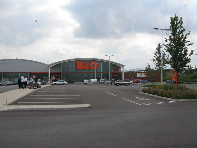DIY Store, Chippenham