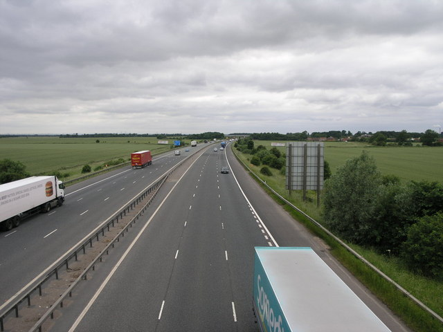 M62 in the East