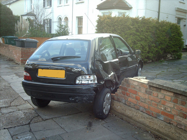 Long Lane N2 - Accident