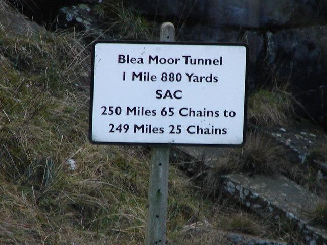 Blea Moor Tunnel