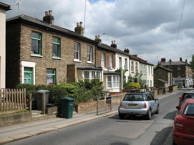 Albert Row