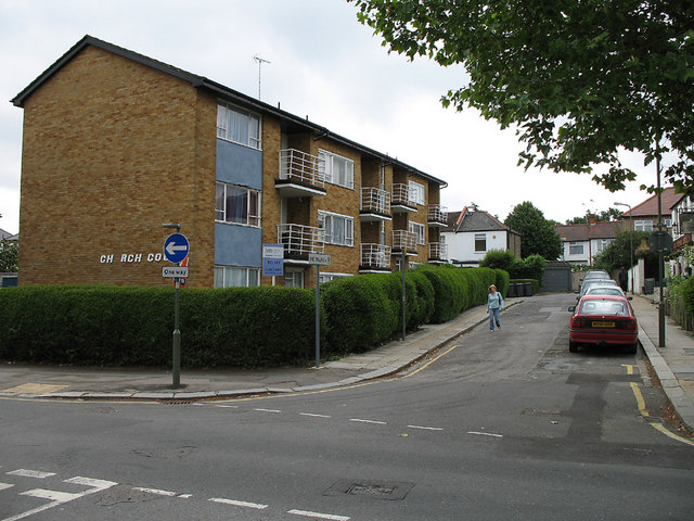 Church Court and The Walks