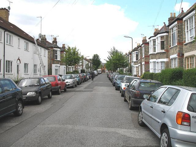 Leslie Road