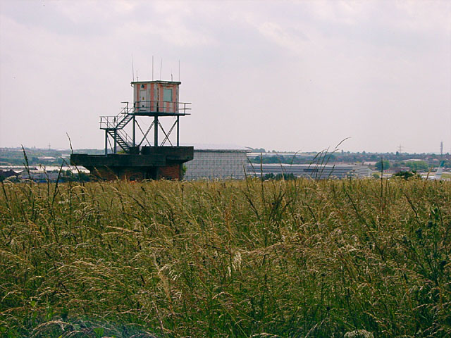 Observation Tower on Filton Airfield