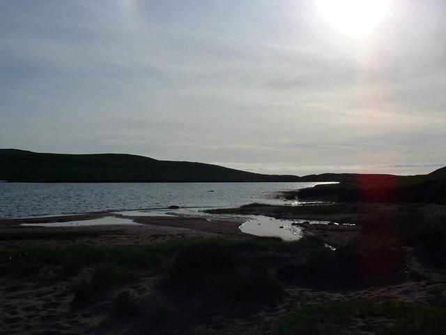 Loch a' Mhuilinn