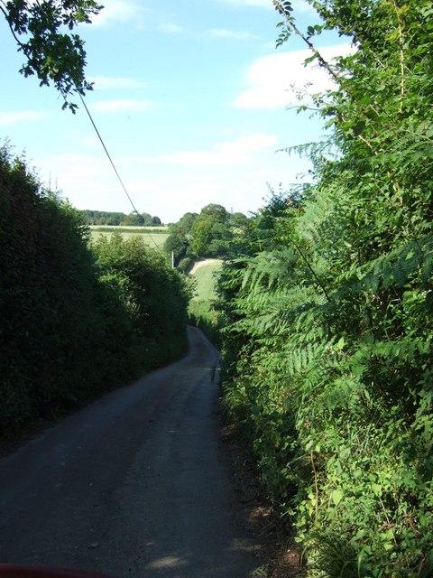 Hollick's Lane, Kensworth