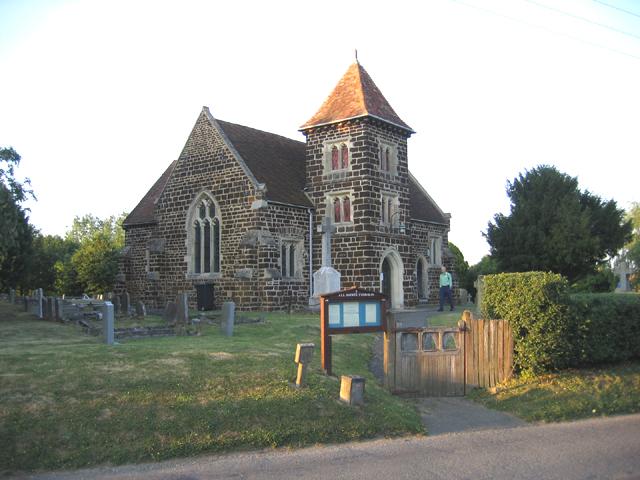 All Saints' church, Upper Stondon, Beds