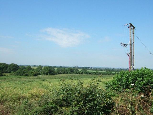 Totternhoe - view from Castle Hill Road