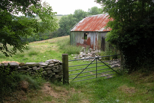 Old tin shed