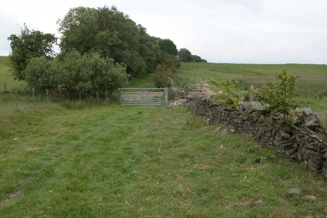 Route of Offa's Dyke Path
