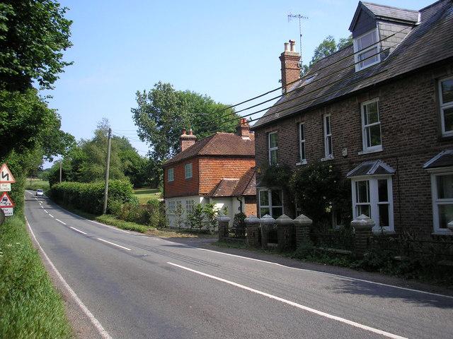 Kentwater Cottages, near Cowden, Kent