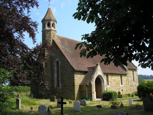 All Saints Church, Blackham, Sussex