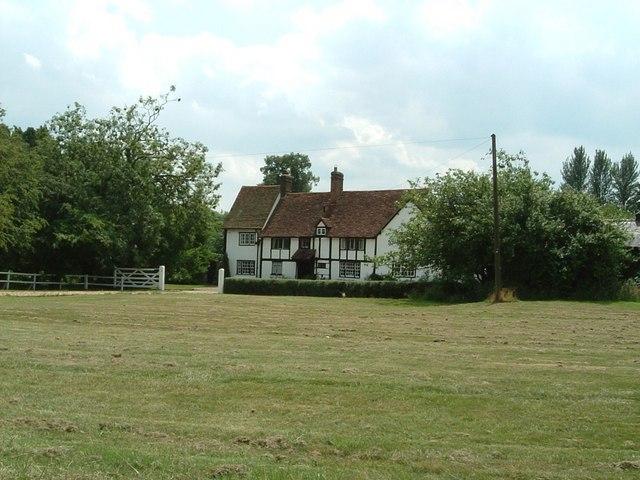 Pollards Farm, Kinsbourne Green